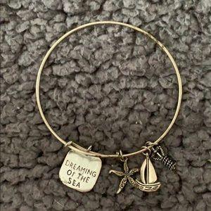 Dreaming of the sea bracelet